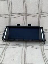 Bmw F25 F26 X3 X4 Nbt Sat Nav Monitor Nbt Screen 8'8 Display 9370870