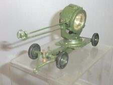 "VINTAGE BRITAINS  MODEL No.1718 "" MOBILE ANTI-AIRCRAFT SEARCHLIGHT "" 2nd VERSION"