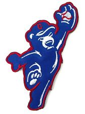 """Chicago Cubs MLB 4.5"""" Embroidered Iron Or Sew On Patch"""