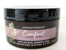 Bath & Body Works Aromatherapy Comfort Vanilla & Patchouli Moisture Body Butter