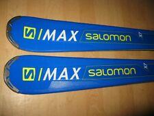SKIS SALOMON MAX X7 155 cm ! 2018 ROCKER !