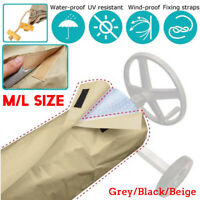 New M/L Size Protective Winter Cover For Swimming Pool Solar Blanket Reel