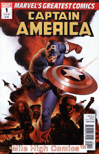 CAPTAIN AMERICA: MGC (2010 Series) #1 Very Good Comics Book