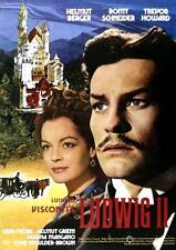 LUDWIG II  (1972) *with switchable English subtitles*