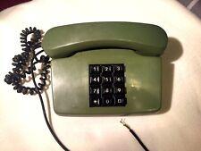Vintage phone retro home 80's rare connection