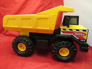 Tonka Retro Classic Steel Mighty Dump Truck by Tonka Yellow Hasbro