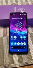 Motorola One Action - 128GB - Demin Blau (Ohne Simlock) (Dual-SIM)