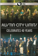 Austin City Limits Celebrates 40 Years [New DVD]