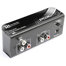 PRE AMPLIFICATORE PHONO RIAA 220V RCA GIRADISCHI VINILE