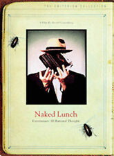 Naked Lunch (DVD, 2003, Special Edition)