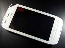Original Nokia Lumia 710 Front Cover+Touchscreen Weiss