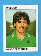 CALCIO FLASH '84-LAMPO-Figurina n.34- BERTONERI - AVELLINO -NEW
