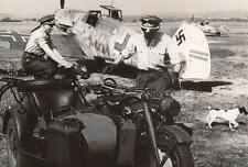 Luftwaffe Battlefield Photograph Collection German Aircraft Book Exceptional!
