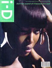 I-D #281 10/2007 NAOMI CAMPBELL Anja Rubik M.I.A Pharrell Williams PATRICK WOLF