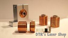 25mm x 30mm Copper 9mm Laser Diode Mount Blank Module