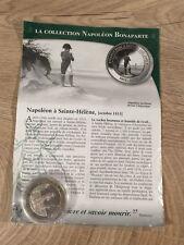 Médaille La Collection Napoléon Bonaparte - Napoléon à Sainte-Hélène 1815