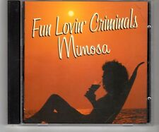 (HJ903) Fun Lovin' Criminals, Mimosa - 1999 CD