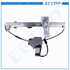 Power Window Regulator With Motor for Jeep Grand Cherokee Front Driver Side
