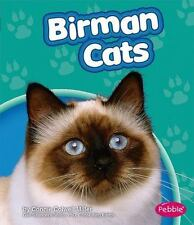 Birman Cats Hardcover Connie Colwell Miller