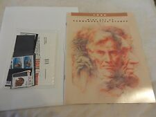 1986 USPS Commemorative Mint Stamp Set with Booklet & Stamps