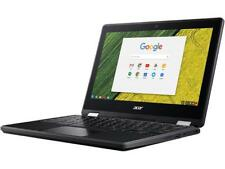"""Acer Spin 11 R751T-C4XP 11.6"""" Touchscreen LCD 2 in 1 Chromebook - Intel Celeron"""