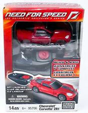 Mega Blok Need For Speed Chevrolet Corvette ZR1 NEW Build and Race