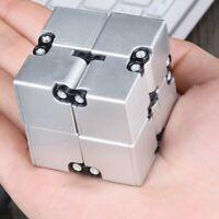 High Texture Infinity Cube Magic Cube Aluminum alloy Professional toys UE