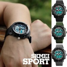 SKMEI Outdoors Sport Watches Digital Quartz Watch Men Military Army Wrist Watch