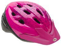 Bell Sports, Child Girls, Pink, Rally Bike Helmet