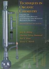 Techniques in Organic Chemistry: Miniscale, Standard-Taper Microscale, Williamso