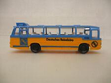 mes-71407Joy Toy 1:87 Mercedes Reisebus DER Made in Greece sehr guter Zustand