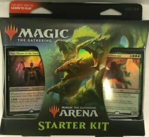 MTG Arena Starter Kit 2020 Magic; the Gathering New Factory Sealed
