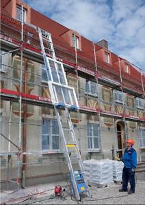 Geda Lift 200 Standard 19,5m Bauaufzug, Dachdeckeraufzug, Schrägaufzug, Baulift