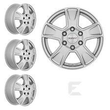 4x 16 Zoll Alufelgen für VW T5 / Dezent Van 6,5x16 ET51 (B-7800403) Alurad Satz