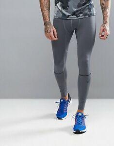 Nike Men's Pro Hyper Warm Training Tights XL [802002 021] gray