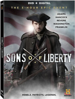 Sons of Liberty [New DVD]