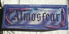 Atmosfear IL COORDINATORE-HORROR video Board Game-MASTER SET-COMPLETO-VHS