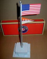 New listing Lionel 6-16840 Lrrc American Flagpole Train Layout Accessory O Gauge Flag Usa