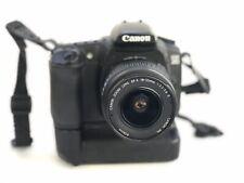 Canon EOS 20D 8.2MP Digital SLR Camera -  (Kit w/ EF-S 18-55mm Lens)+Pro Grip