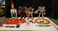 Bandai MSIA G Gundam Mobile Fighter Loose Lot