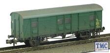 374-416 Graham Farish N Gauge Southern PL Passenger Luggage Van SR TMC Weathered