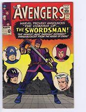 Avengers #19 Marvel 1965