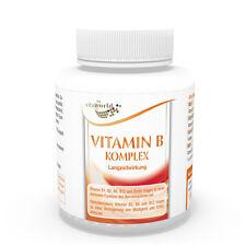 Vitamina B Complex Lungo - Termine  100 Capsule Vita World farmacia Germania