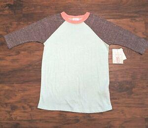 NWT Lularoe Sloan Shirt Sz 10 Simply Comfortable