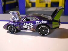 "Hot Wheels - 1/64 - 1969 Dodge Daytona - 2003 - Plum Purple ""Loose"" Adult Own"