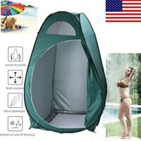 Portable Pop Up Tent Camping Beach Toilet Shower Outdoor Privacy Dressing Room