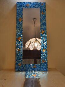 Specchio Mosaico A Specchi Per La Decorazione Della Casa Acquisti Online Su Ebay