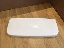 """Toilet Cistern Lid = Stelrad Doulton """"Allia"""" Caradon. 506 x 207mm. White, R-143"""
