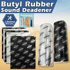 2㎡-10M Butyl Sound Deadener Roll 30% THICKER Sound Proofing vs dynamat pingjing
