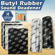 2M - 8M Butyl Sound Deadener Roll 20% THICKER Sound Proofing vs dynamat pingjing